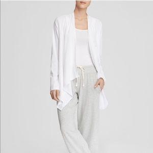 DKNY Women's Long Sleeve Cozy Wrap
